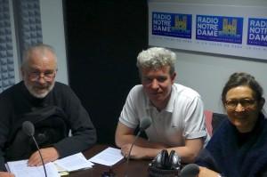 Michel Brière, Paul de Sinety, Nathalie Hureau, avril 2013