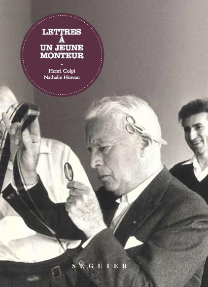 Charlie Chaplin et Henri Colpi en salle de montage, 1957 ©M. Jarnoux/Paris Match